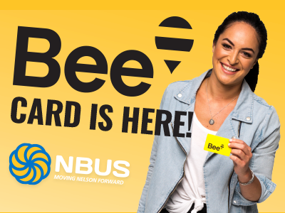 bee card is here promo